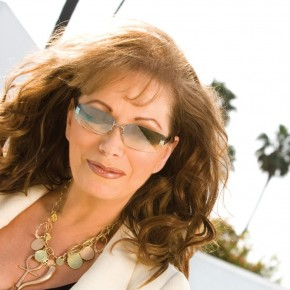 Jackie Collins Takes Hollywood