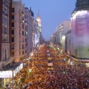 Pride Spanish Style: The Party Don't Stop