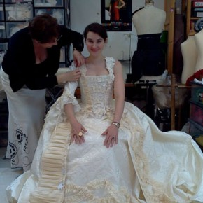 My Very Bridal Afternoon In London with Bridal Gown Couturier, Gwen Russell