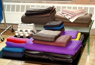 Denis C Travel Blankets