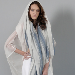 To Travel: Just A Few Great Scarves & A Blanket From Denis Colomb Will Do