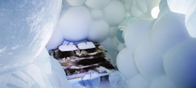 A Night at the ICEHOTEL