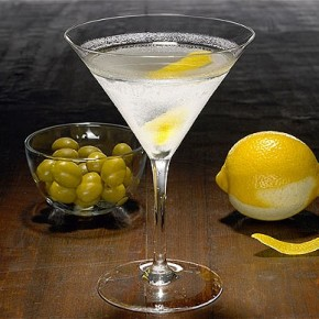 The Best Martini in London