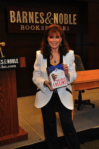 Jackie-Collins-Book