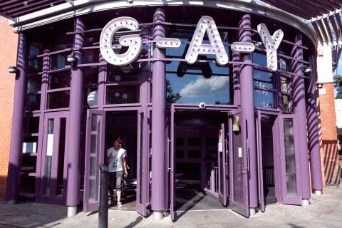 Manchester-Gay