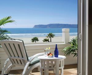 Coronado Beach View