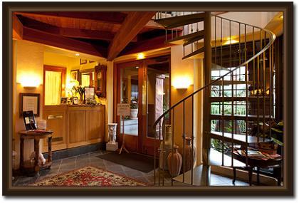 Lobby Sonoma Coast Villa