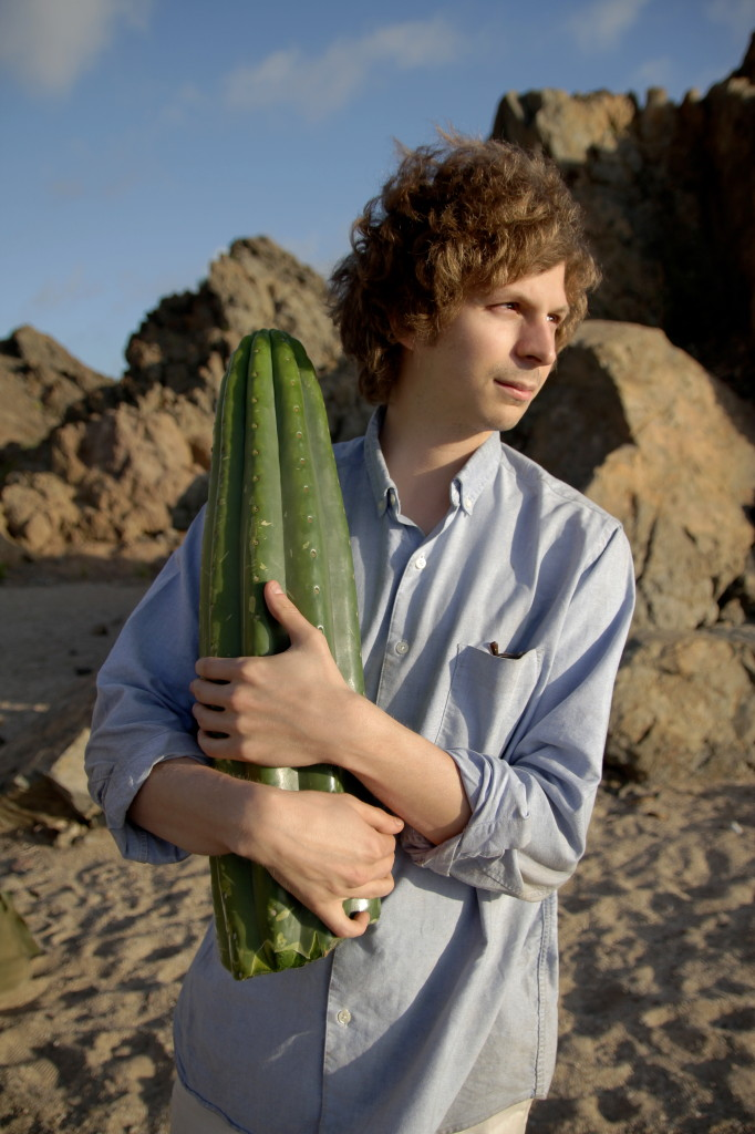 Michael Cera and the magic cactus