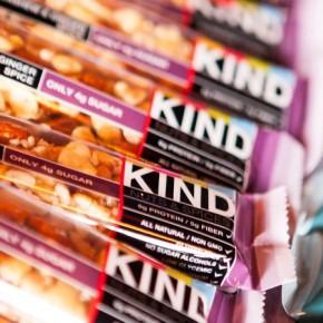 Kind: Kinder, Healthier Snacks for a Kinder, Gentler World