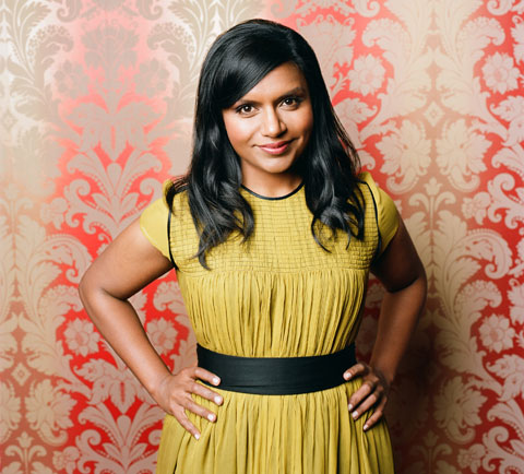 Mindy-Kaling-Pose