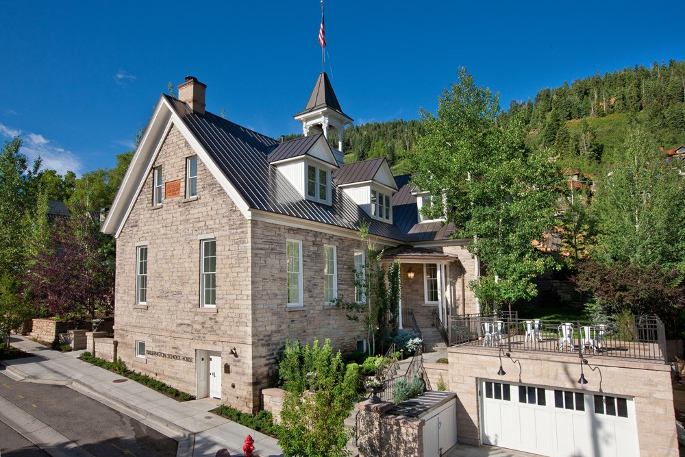Washington School House Hotel Park City