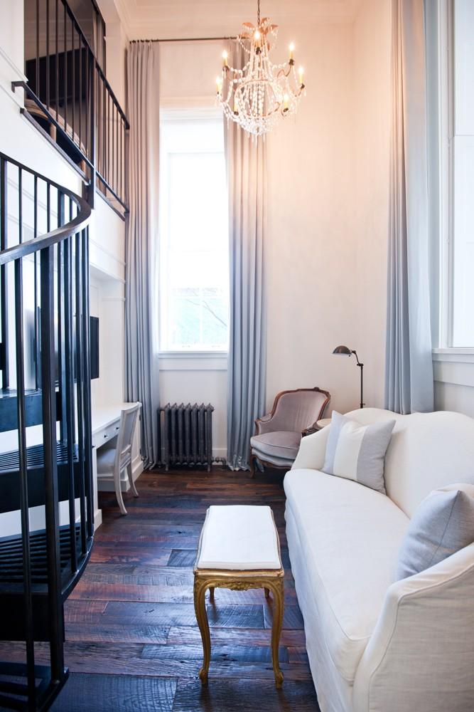 Washington-School-House-Lofted One-Bedroom