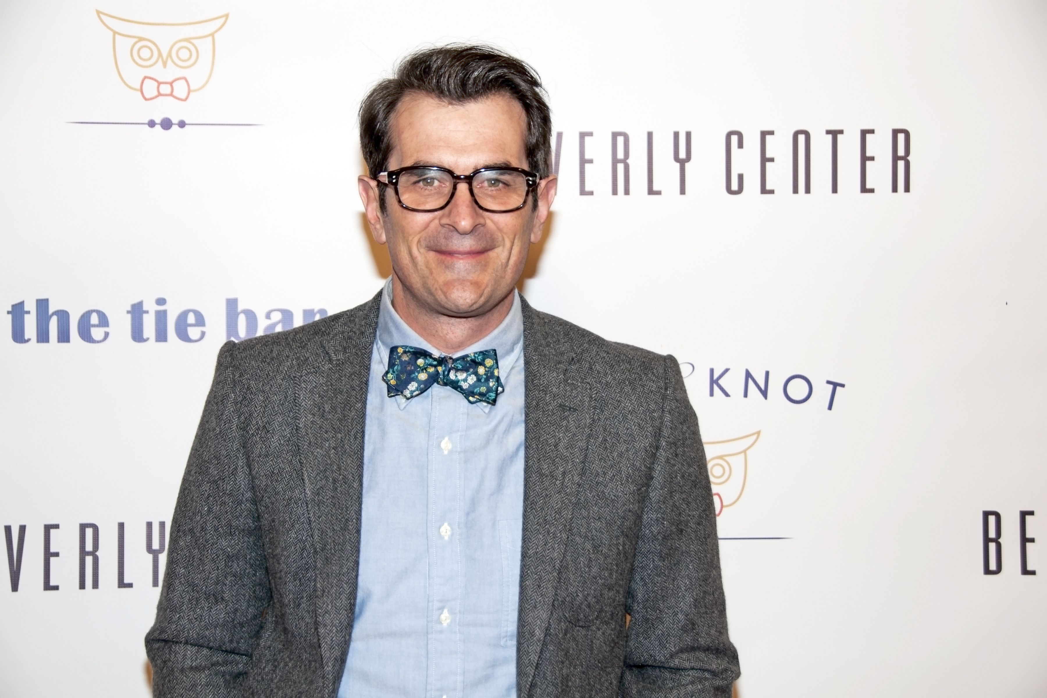 ty burrell young