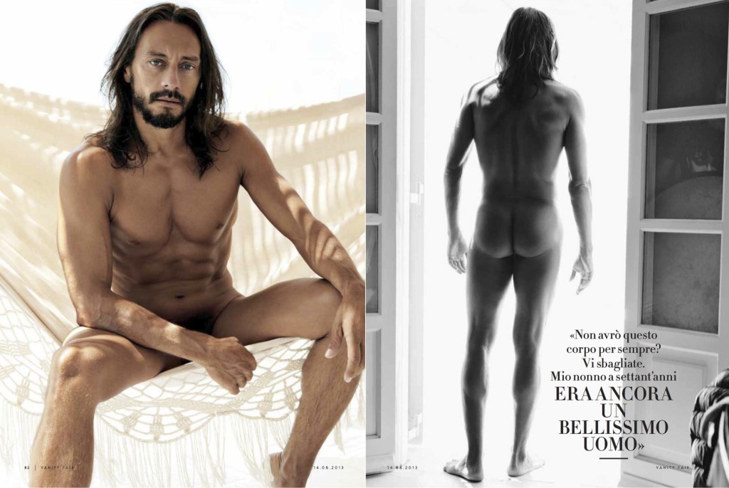 Bob Sinclar , Vogue Italia