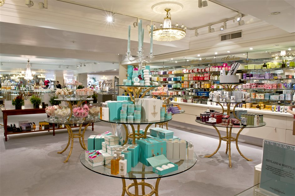 Fortnum and Mason - Interior