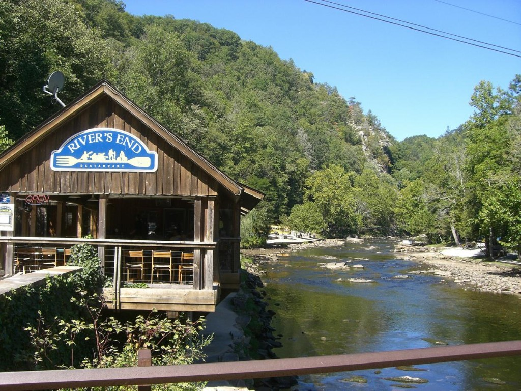 Rivers End, Russian River