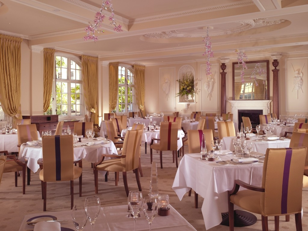 The Goring - The Dining Room