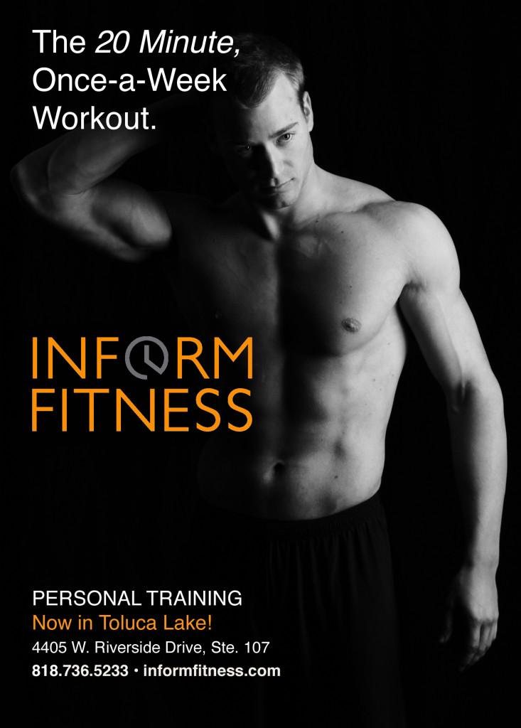 Inform Fitness Los Angeles