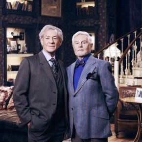 PBS Gets 'Vicious' | Ian McKellan and Derek Jacobi Shine