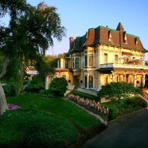 The Victorian Magic of Madrona Manor
