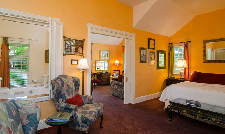 Madrona Manor Schoolhouse Suite
