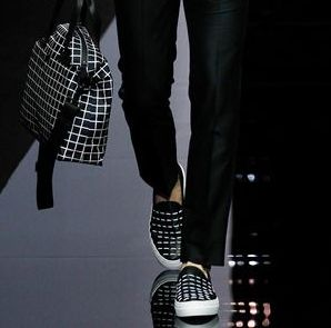 Holdall + Chaussures - Emporio Armani S/S 2015