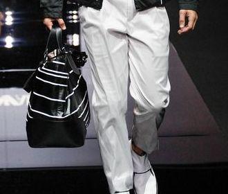 Duffel Bag - Emporio Armani S/S 2015
