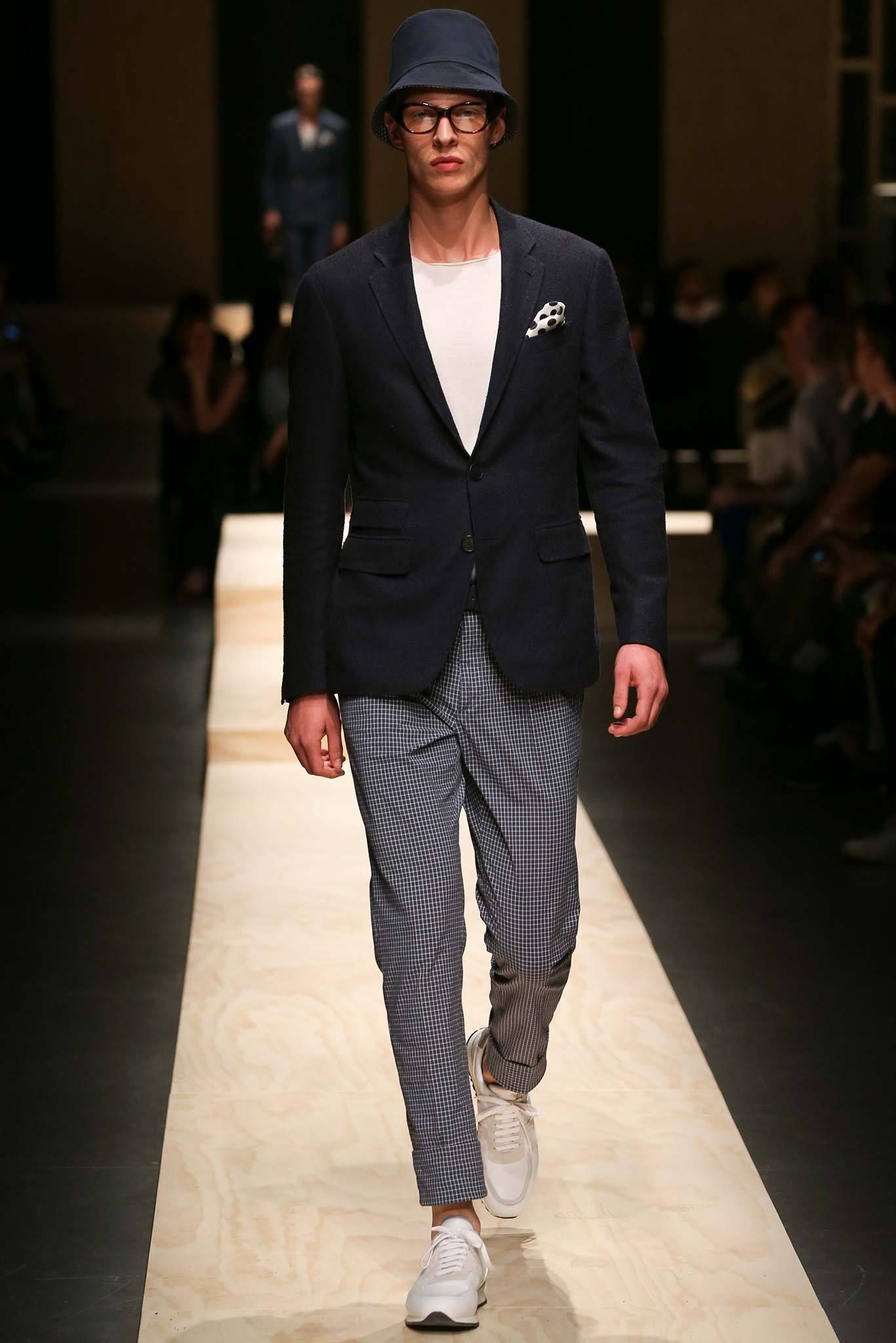 Canali S/S 2015