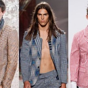 Looking Forward: Best of Spring/Summer 2015 Menswear Collections