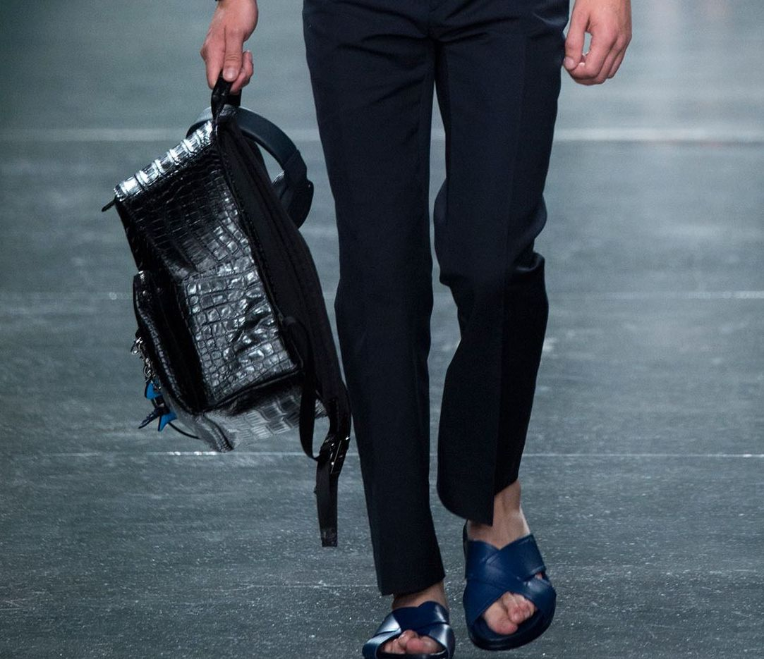 Backpack - Fendi S/S 2015