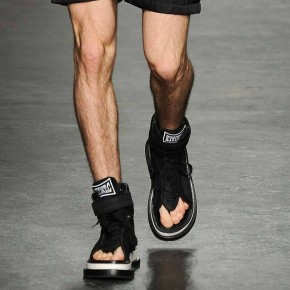 Looking Forward: Best of Accessories Spring/Summer 2015 Menswear Collections