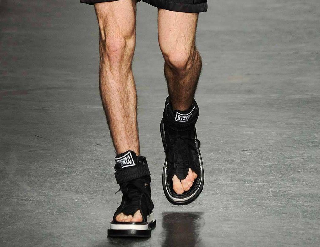 Sandal - KTZ S/S 2015