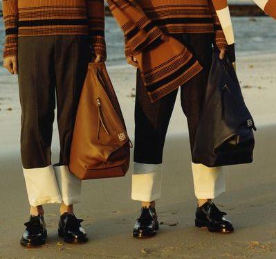 Backpack - Loewe S/S 2015
