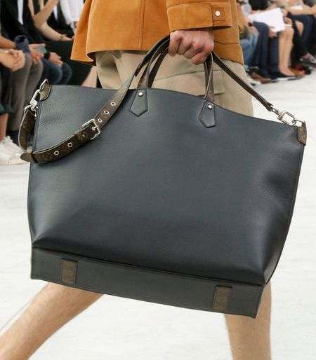 Holdall - Louis Vuitton S/S 2015