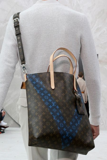 Monogram Tote - Louis Vuitton S/S 2015