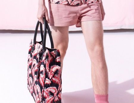 Tote - Marc Jacobs S/S 2015