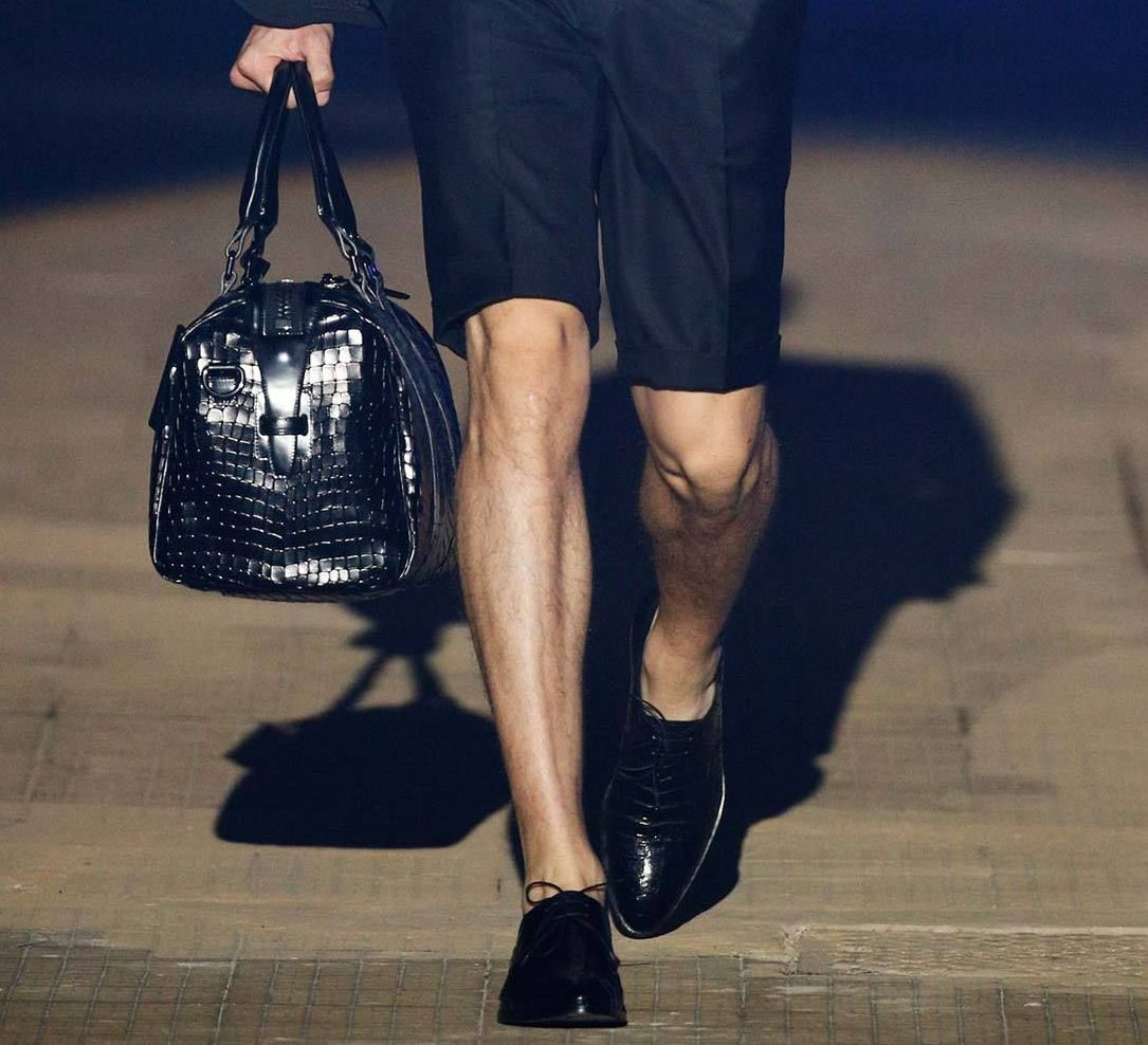 Duffel Bag - Philipp Plein S/S 2015