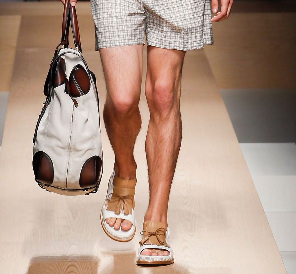 Sandals - Salvatore Ferragamo S/S 2015