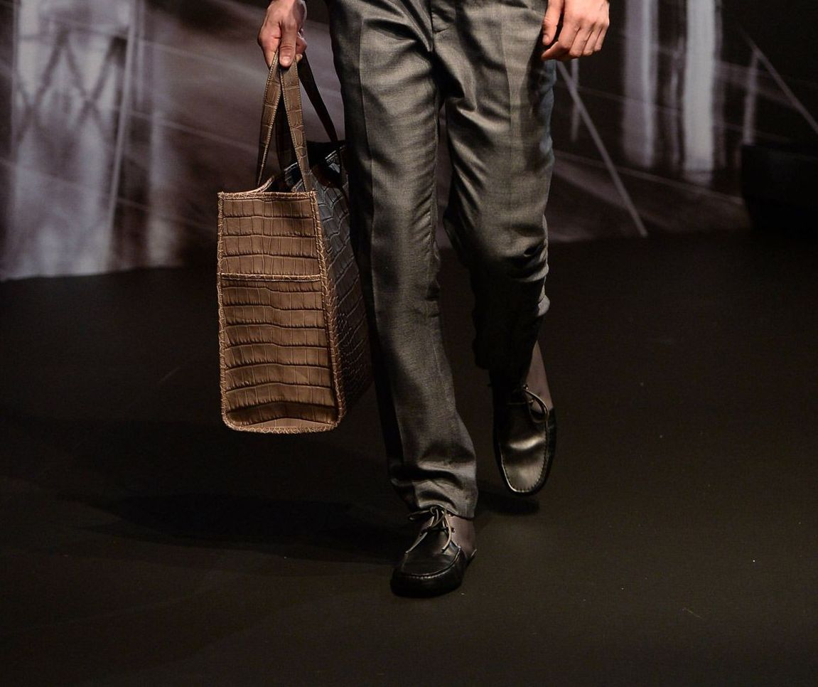 Tote - Tod's S/S 2015