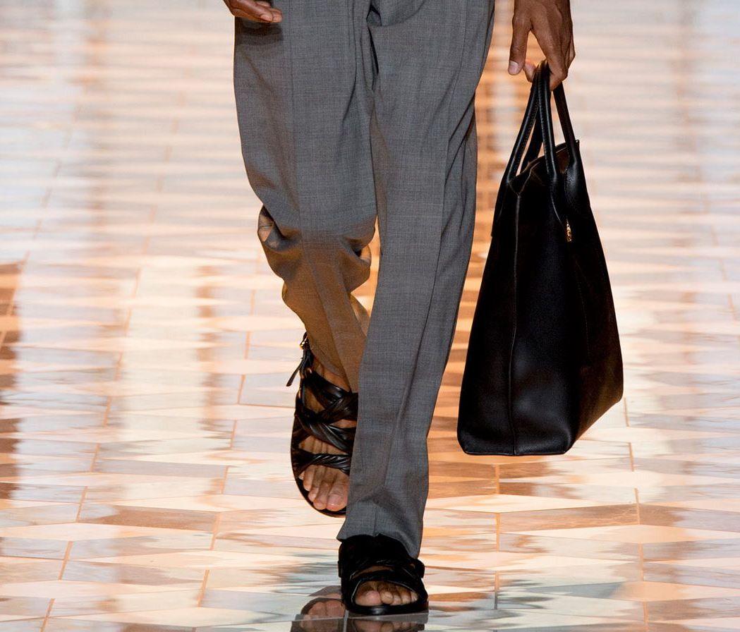 Tote - Versace S/S 2015