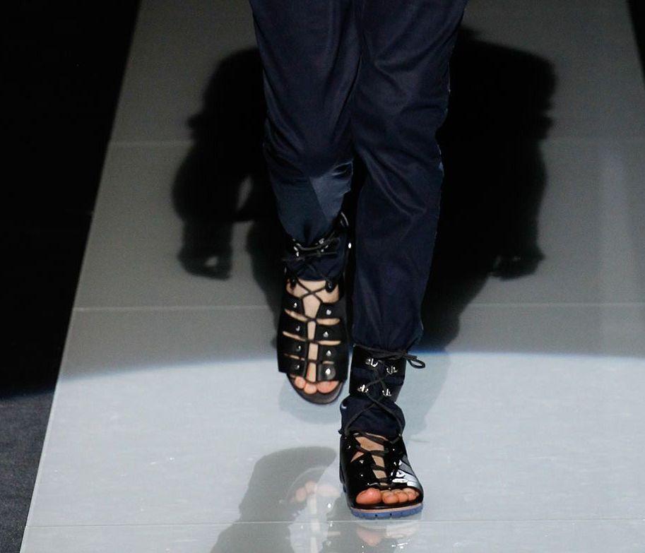 Sandals - Vivienne Westwood S/S 2015