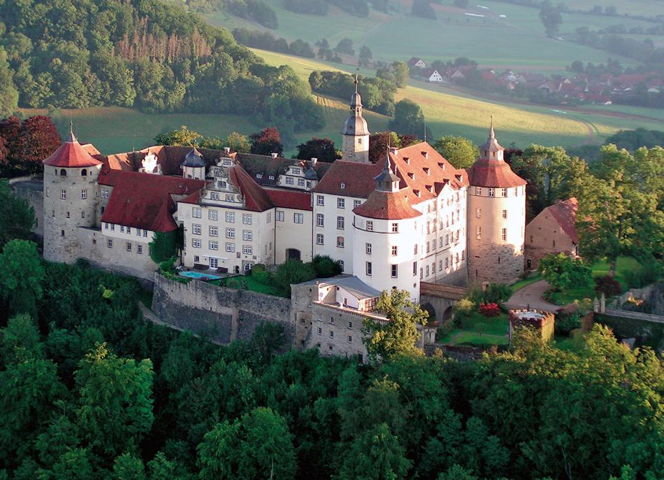 Langenburg-Castle