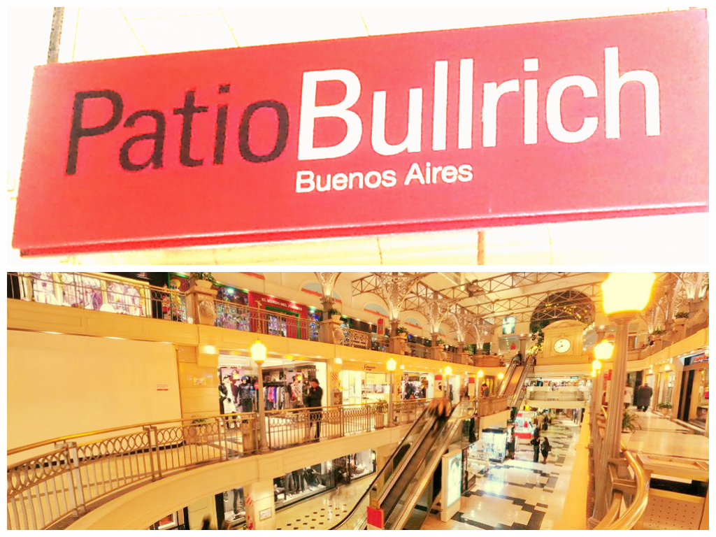 Shopping at Patio Bullrich