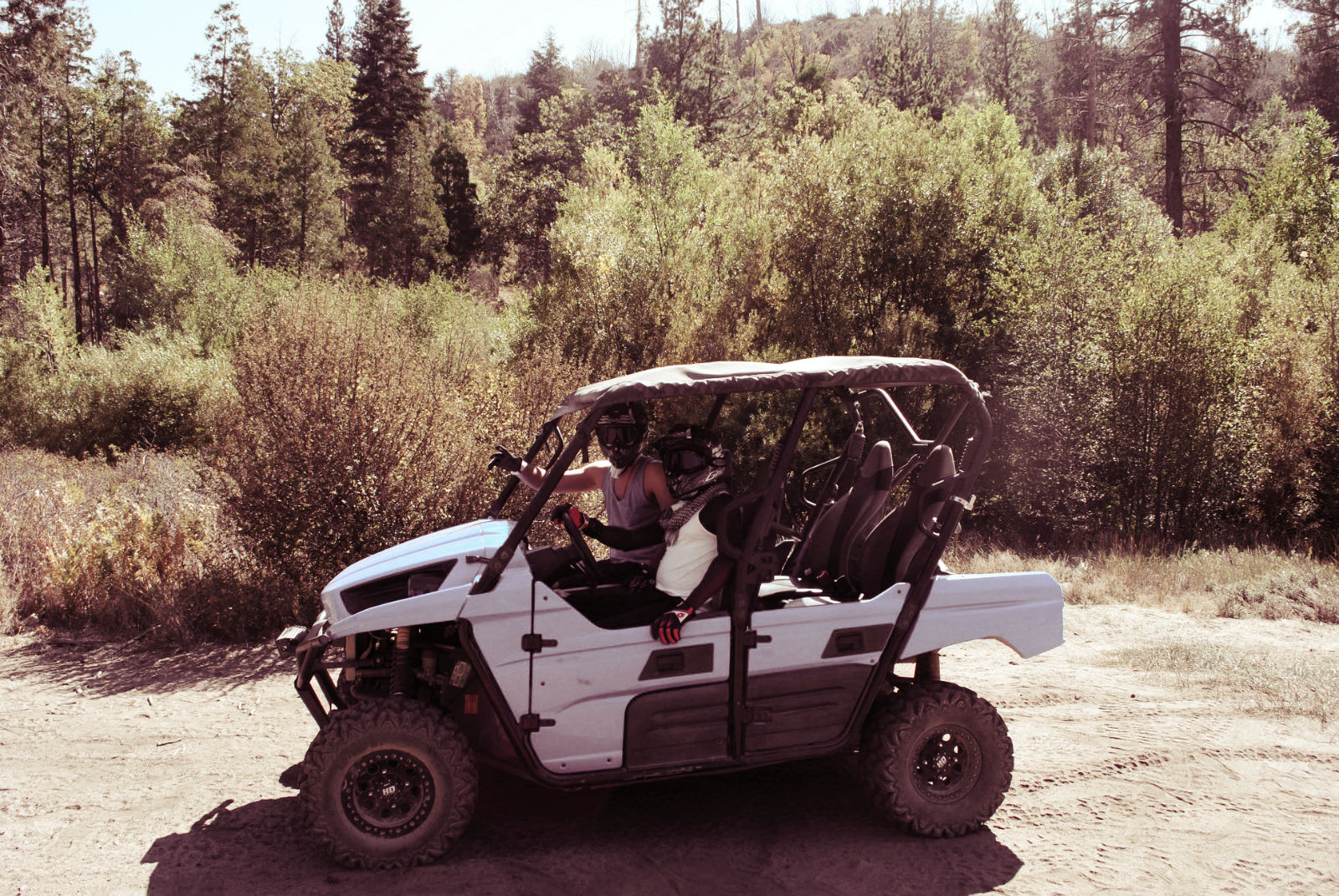 Enjoy the Mountain ATV Tour, Lake Arrowhead