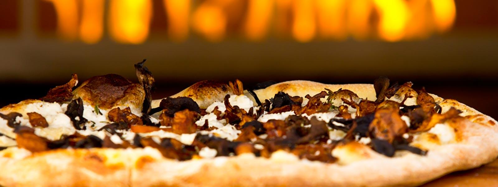 Pizza at Eno