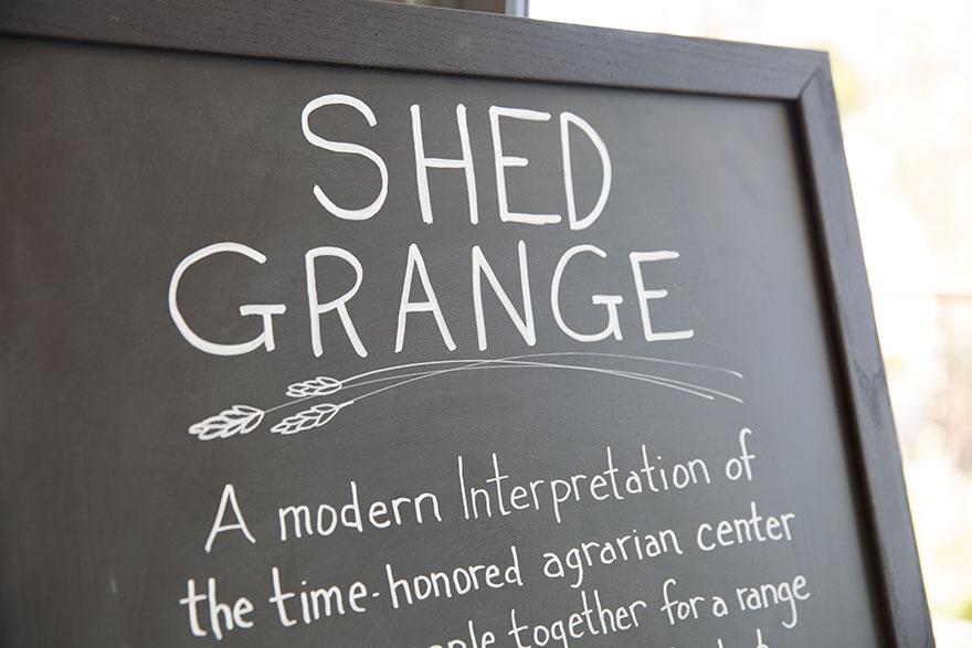 Shed, Healdsburg