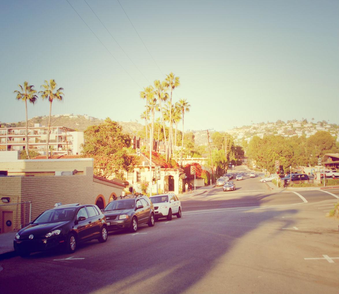 Streets of Laguna