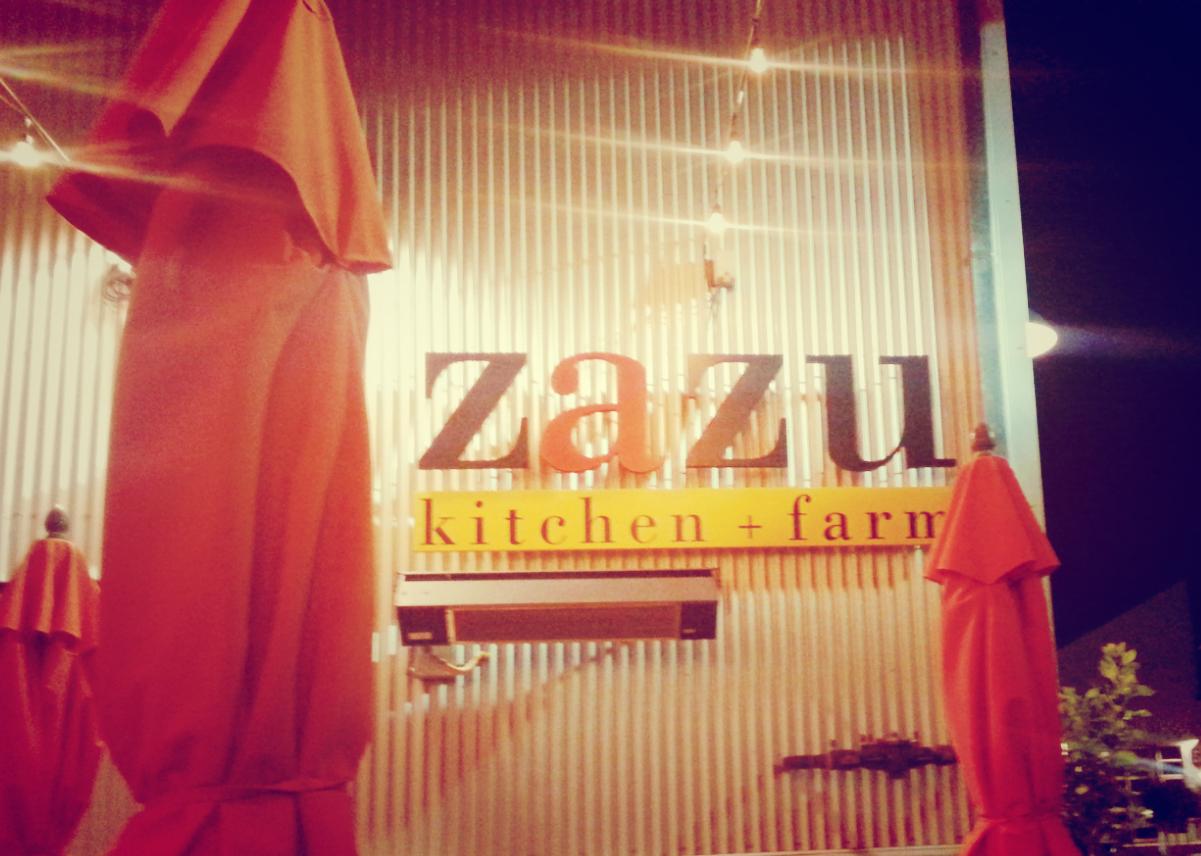 Zazu at The Barlow, Healdsburg