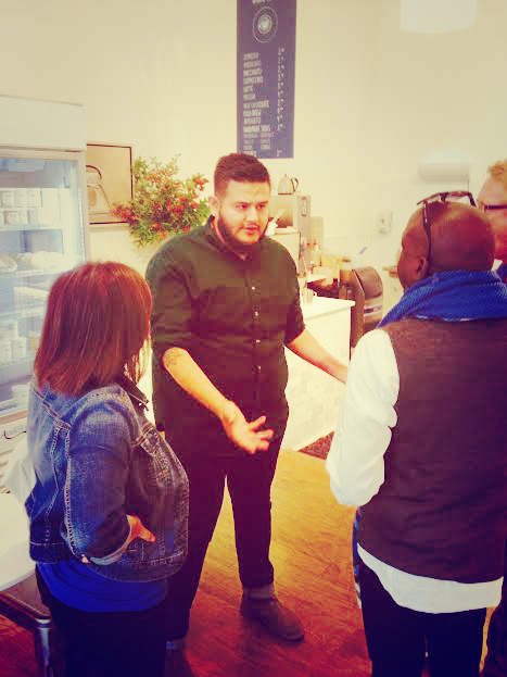 Getting chatty with Noble Folk co-founder Osvaldo Jimenez