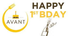 Happy Birthday Avant!